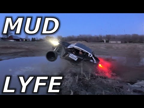Beast Mode X3 goes FULL MUD LYFE! RZR GETS BURIED!