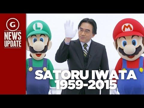 Nintendo President Satoru Iwata Passes Away - GS News Update