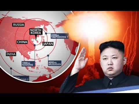 NORTH KOREA'S DEADLY WEAPONS OF WAR :- TOP 5