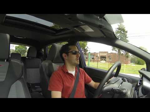 Brandon's 1st impression of the new 2014 Ford Fiesta ST