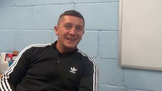 CFCTV: Joint Boss Anthony Johnson gives us a Blues update