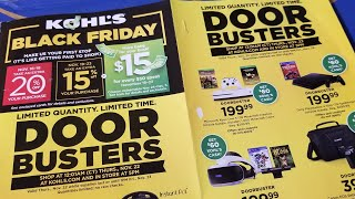 Need an Xbox/Switch? Go to Kohl's! – Black Friday 2018 Gamer's Guide