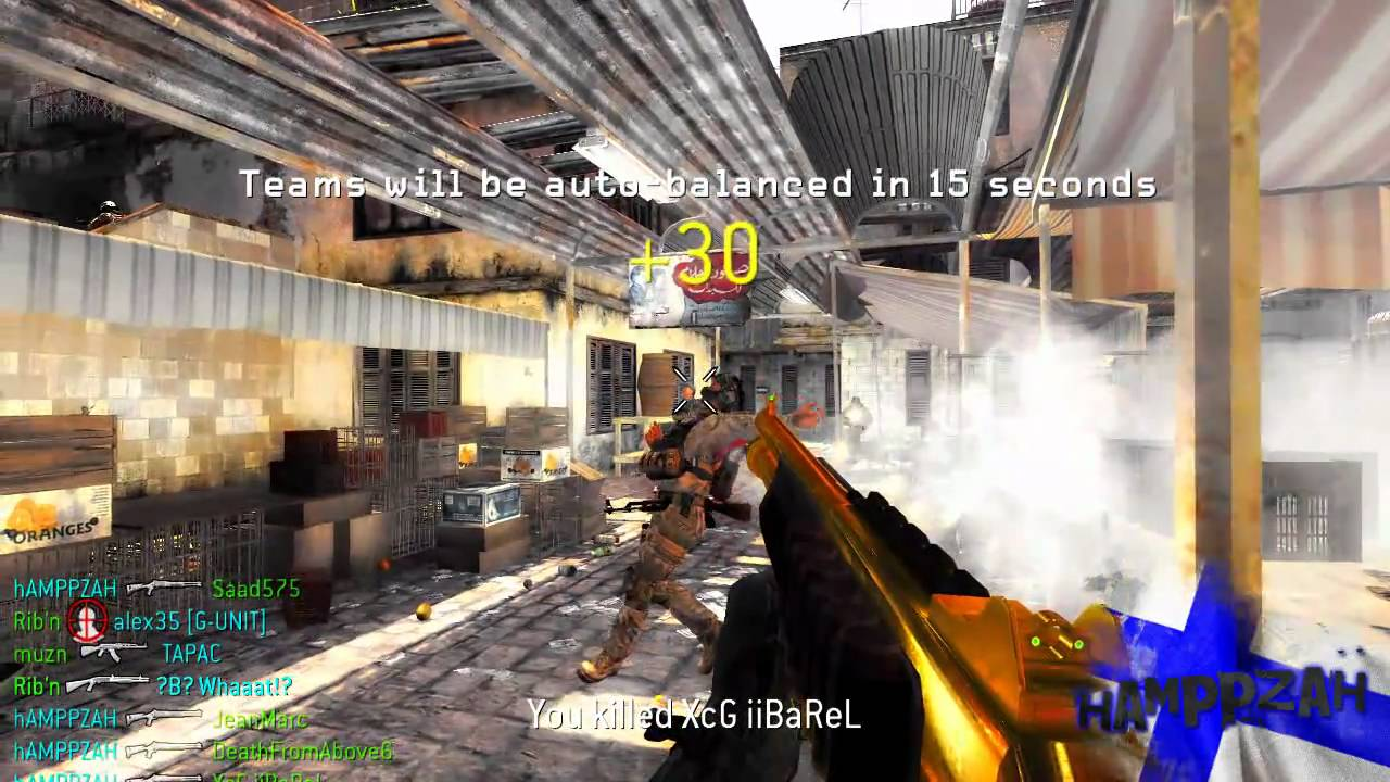Operation Four Aces Four Aces Call of Duty 4