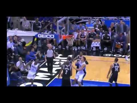 NBA CIRCLE - Brooklyn Nets Vs Orlando Magic Highlights 3 November 2013 www.nbacircle.com