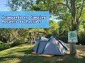 Acampando no Camping Recanto do Passa 5