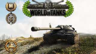 World of Tanks - IS-7 - 7 Kills - 10.4k Damage - #Carry [Replay|HD]
