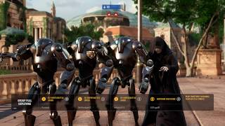 Destroying the 501st on Naboo - Star Wars Battlefront 2