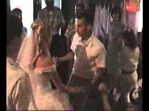 смешные танцы на свадьбе