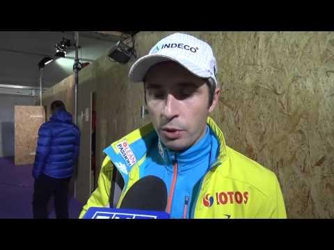 Łukasz Kruczek ocenia sobotni konkurs w Engelbergu [ Skijumping.pl ]