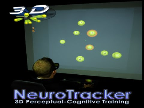 NeuroTracker explanation
