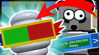 *NEW* BUYING MOST EXPENSIVE ITEM, USING 100 ROYAL JELLY!! | Roblox Bee Swarm Simulator
