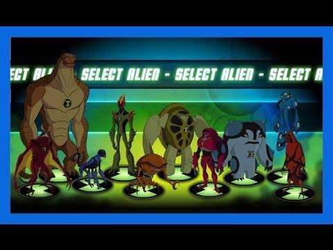 Ben 10 - Ultimate Alien Galactic Challenge - Ben 10 Online Games