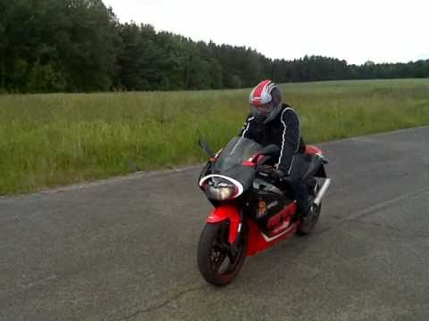 Aprilia Rs 125  race replica 2001 11 kw