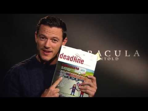 DRACULA UNTOLD - Interview - Luke Evans