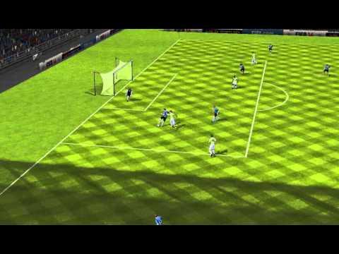 FIFA 14 Android - Manchester city VS FC Vestsjælland