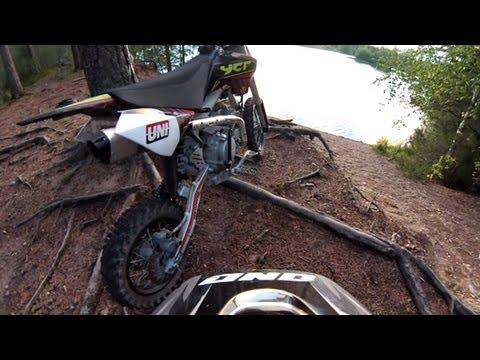 YCF 150 - PitBikeTrack & Play Riding