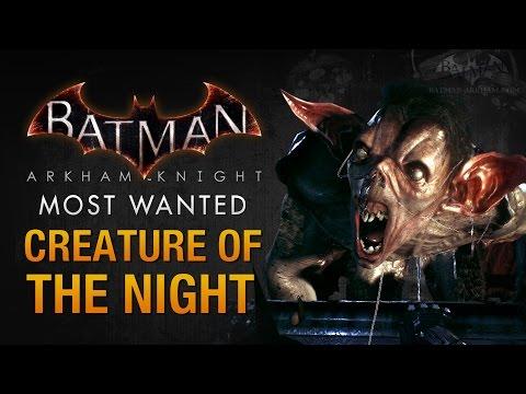 Batman: Arkham Knight - Creature of the Night (Man-Bat)