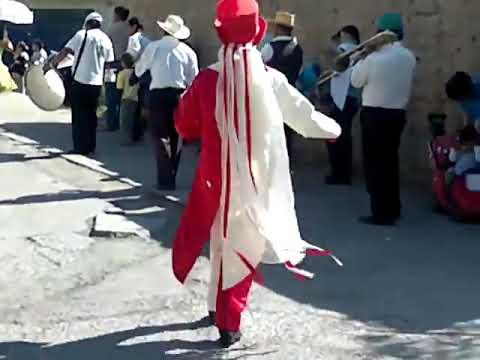 carnaval de la purificacion texcoco