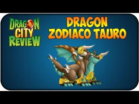 Dragon City - Zodiac Taurus Dragon / Dragon Zodiaco Tauro - Review