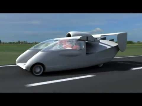 Carplane roadable aircraft concept