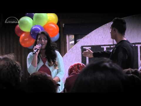 UTOPIA (NL) 2014 - Yes-R Ft. Charlotte - Koninkrijk | Van kennismaking tot concert