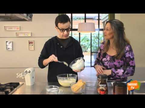 Tiramisú - Recetas Nestlé con Ángel Llàcer