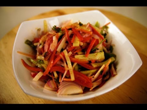 KACHUMBER SALAD youtube