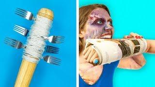15 лайфхаков для зомбиапокалипсиса / Как выжить во время нашествия зомби?