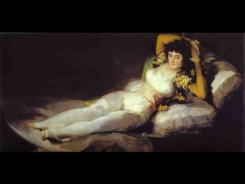 La Maja de Goya, Tonadilla by Enrique Granados