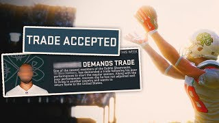 Superstar demands to be traded | Madden 19 The Rejects Franchise ep. 5 (s2)