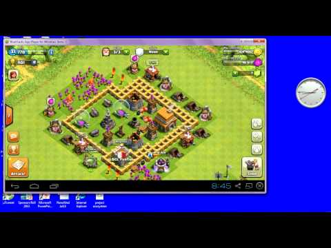 Come instalare BlueStacks. (Per giocare a clash of clans)
