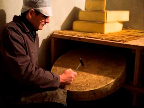 AGEING FRENCH CHEESE