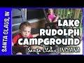 LAKE RUDOLPH CAMPGROUND | Santa Claus Indiana
