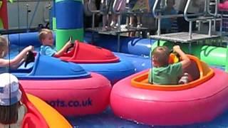 Bumper Boats Video
