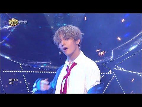 《Comeback Special》 BTS – DNA at Inkigayo 170924
