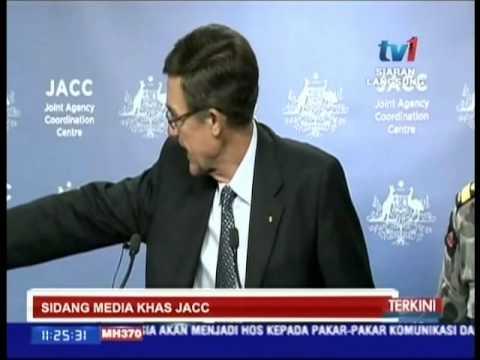 Sidang Media JACC Perth 9 April 2014
