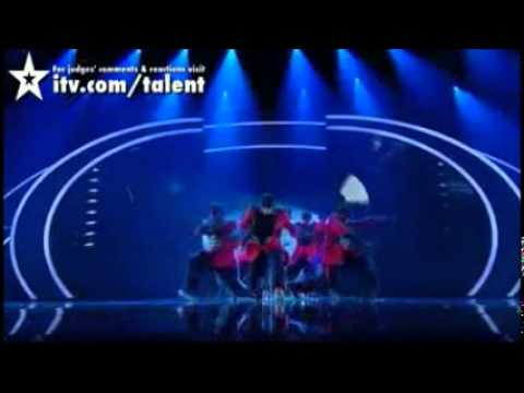 Britain Got Talent - Diversity Street Dance Group - All video