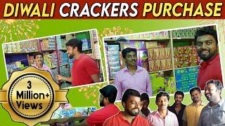 Diwali Crackers Purchase - Round 2.0