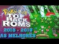 Top 5 Melhores Hack Roms Pokémon GBA 2018 - 2019