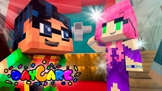 Minecraft Daycare! FAMOUS BABIES! (Minecraft Roleplay) - Baby Titans