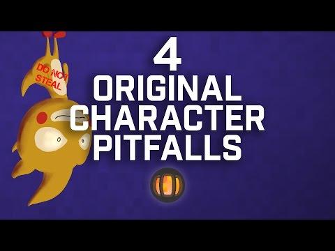 4 Original Character Pitfalls