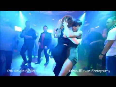 Francheska & Corina's Bachata Birthday Dance