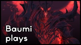 Dota 2 | TOTAL ULTIMATE DESTRUCTION!! | Baumi plays Shadow Fiend