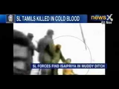 Sri Lanka Lies Nailed : Singer Isaipriya 'raped' And Killed By Sri Lankan Army - Newsx video
