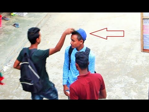 Disturbing People In Public Prank |  New Funny Video 2018