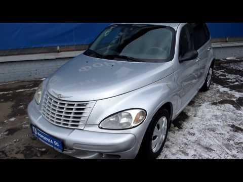 Chrysler PT Cruiser, обзор