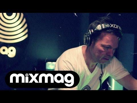 PETE TONG DJ set in Mixmag's Lab