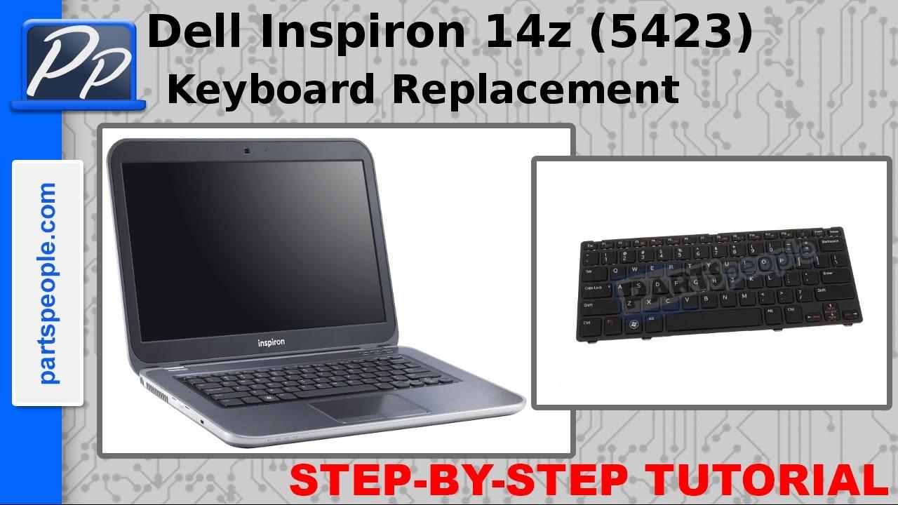 Dell Inspiron 14z 5423 Keyboard Dell Inspiron 14z 5423