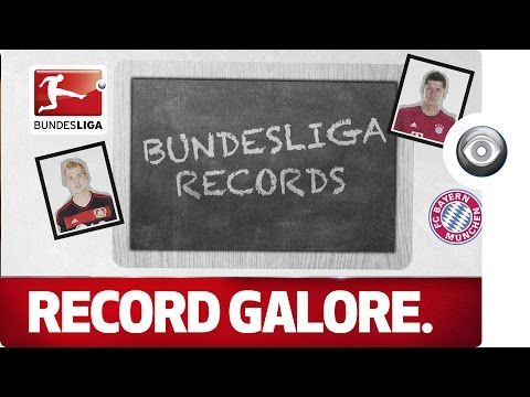 Lewandowski, FC Bayern & More - The Bundesliga's Record Breakers