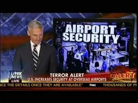 Airport Security - Charge Your Phone! - TSA: All Devices Must Be Turned On To Board - Fox & Friends